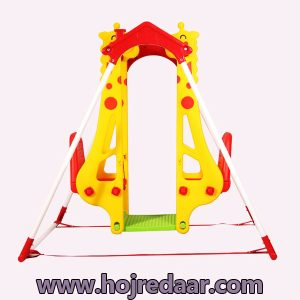 giraffe swing set