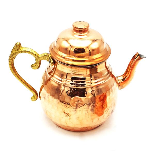 scorpion copper pot