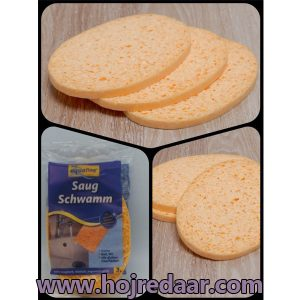 Agualine suction sponge